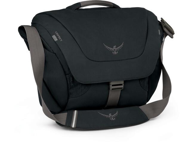 Osprey Flap Jack Courier Black